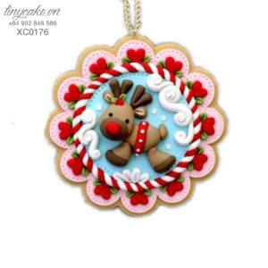 Bánh cookie giáng sinh (trang trí)