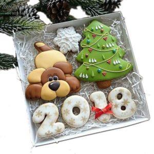 Bánh giáng sinh tặng