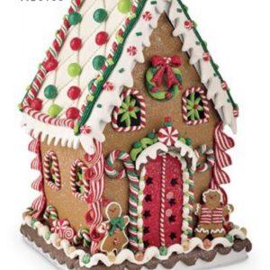 Bánh Nhà Gừng giáng sinh (tặng)